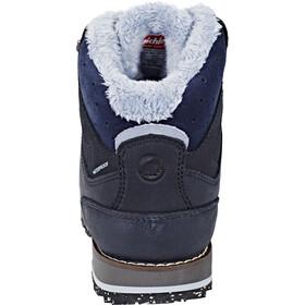 Mammut Chamuera Mid WP Shoes Damen marine-fog